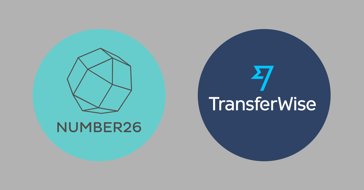 Number26 y TransferWise unen fuerzas