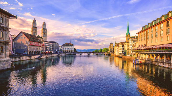 Best places to exchange currency in Zurich - TransferWise