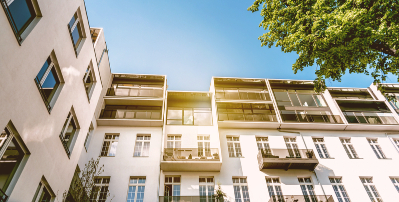 find an apartment in germany