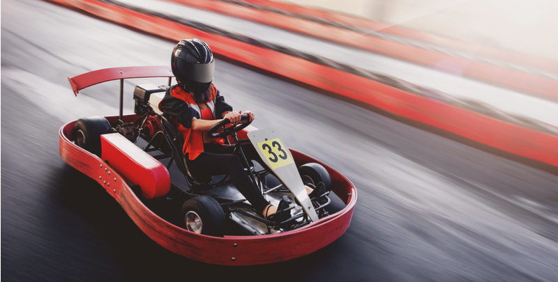 go go-karting in singapore