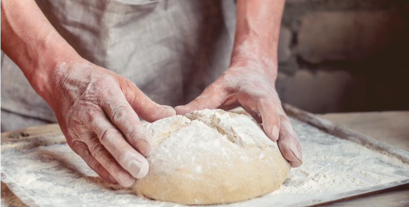learn to make bread