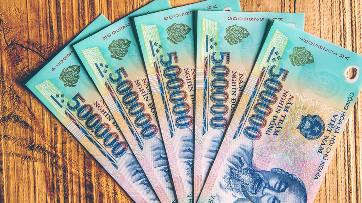 Image result for Vietnam currency