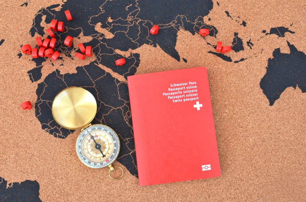 swiss-passport-world-map